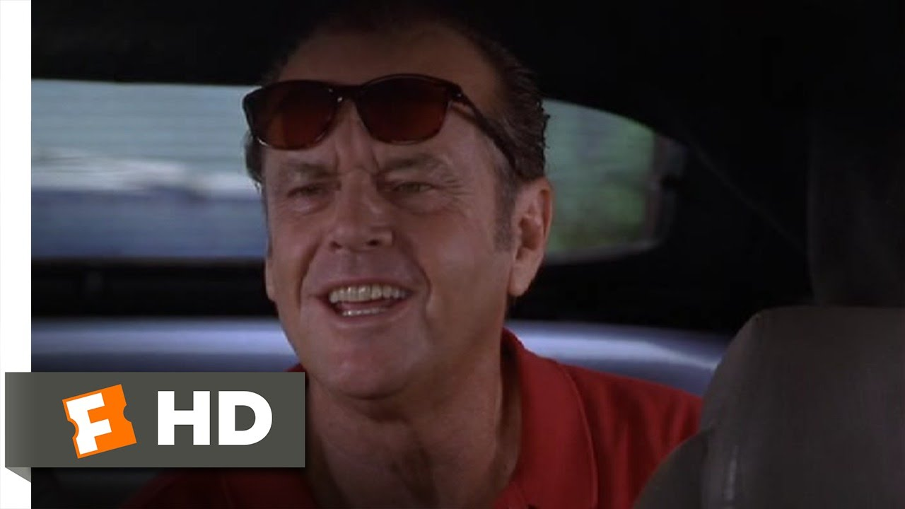 As Good As It Gets Movie Quotes: As Good As It Gets (6/8) Movie CLIP