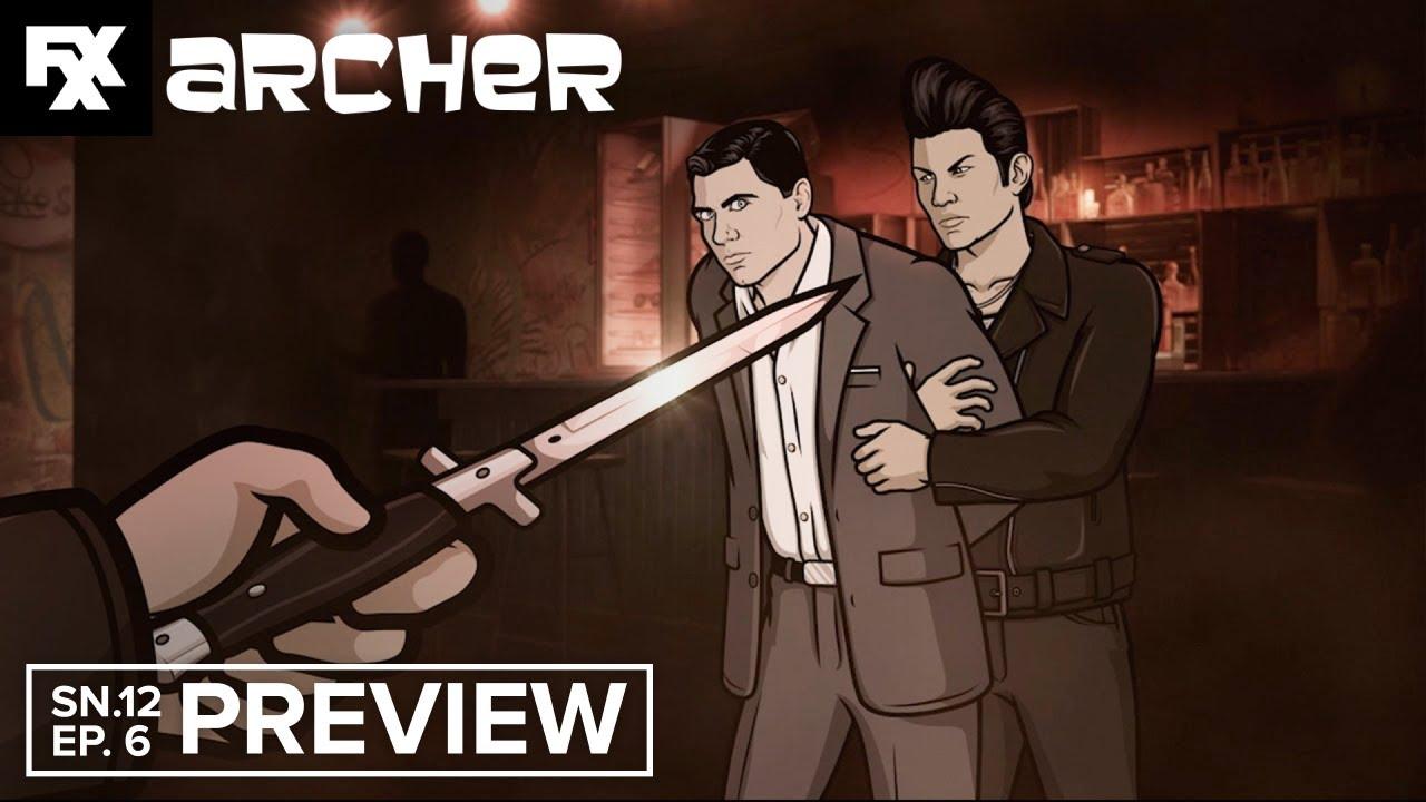 Download Archer   Dingo, Baby, Et Cetera - Season 12 Ep.6 Preview   FXX