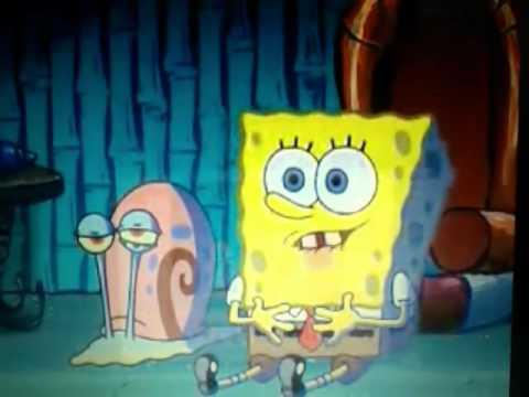 spongebob singing dynamite?