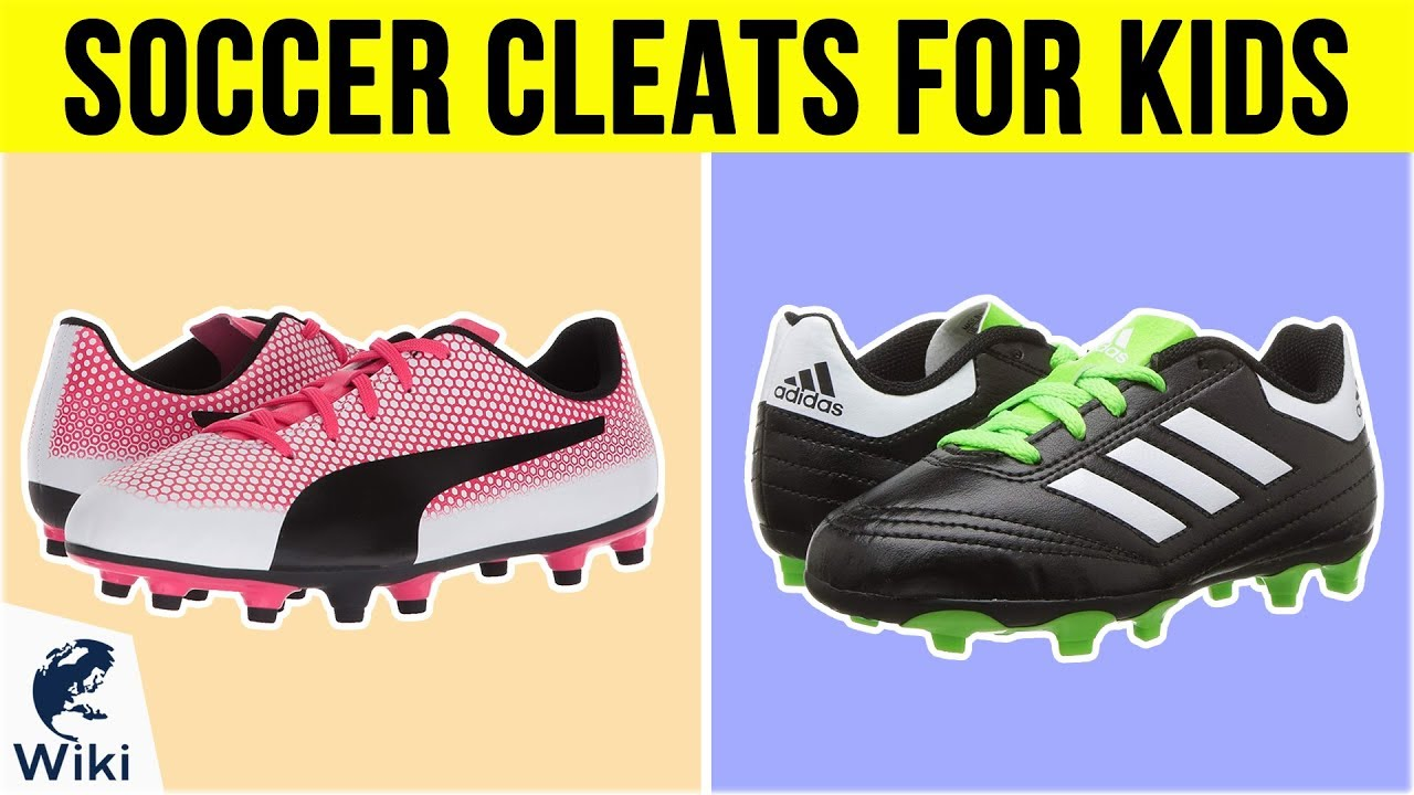 Top 10 Soccer Cleats For Kids of 2019