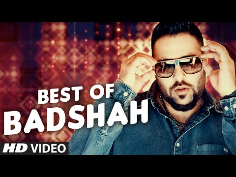 Best of Badshah Songs (Hit Collection)| BOLLYWOOD SONGS 2016| INDIAN SONGS | Video Jukebox |T-Series