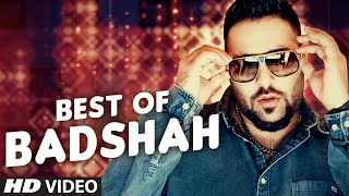 Best Of Badshah Songs Hit Collection Bollywood Songs 2016 Indian Songs  Video Jukebox T-series