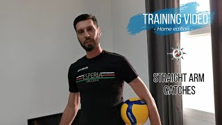 Volleyball - How to improve passing 1