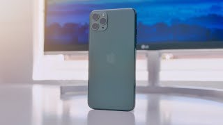 iPhone 11 Pro Max Review - Nailed it.