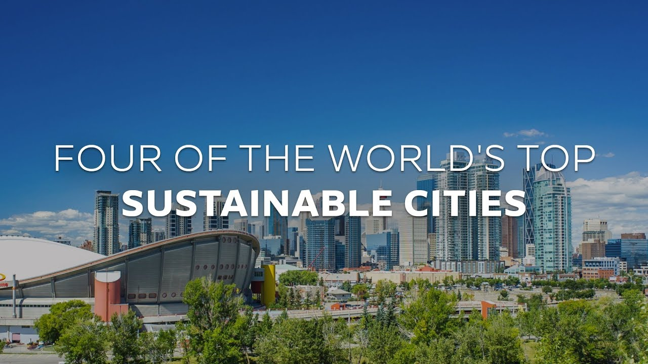 Download Expo2020 I Four of The World's Top Sustainable Cities