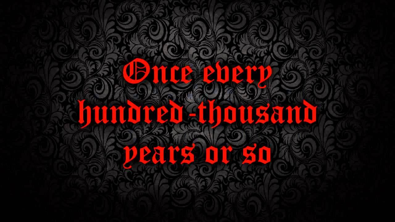 tenacious d tribute lyrics - 1280×720