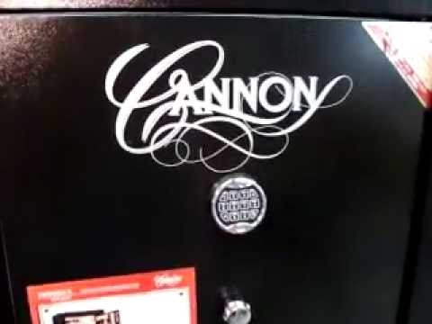 CANNON SAFE REVIEW