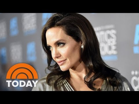 Angelina Jolie Reportedly Offered To Set 'Honey Trap' For Warlord Joseph Kony | TODAY