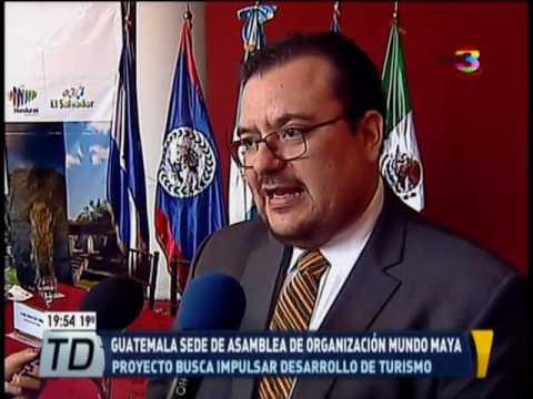 Guatemala, sede de asamblea de organización Mundo Maya