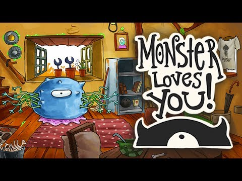 Monster Loves You - The Birth of a Monster