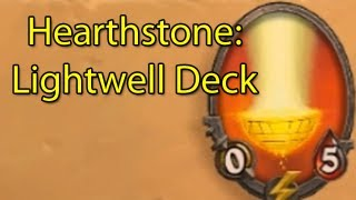 Hearthstone: Ranked Lightwell/Priest Deck (Closed Beta Gameplay) with Wowcrendor