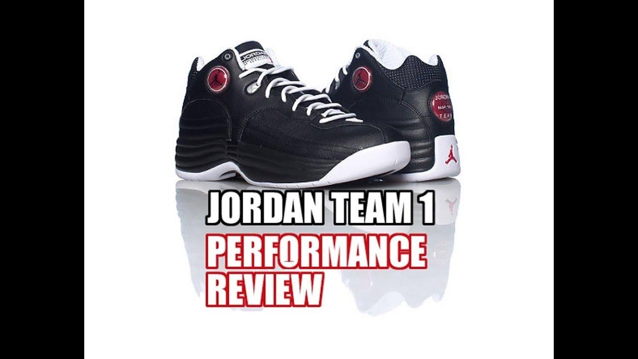 13251c7df79 Jordan Team 1 Performance Review - YouTube