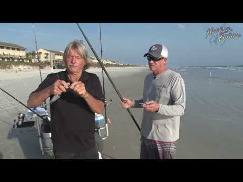 How To Set Up Rig For Surf Fishing