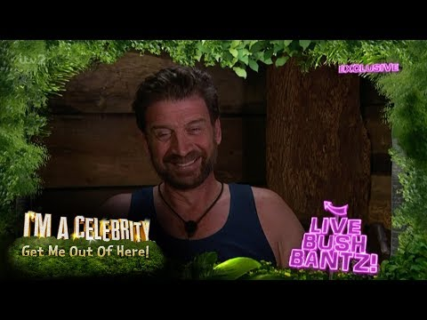 Nick Knowles Answers Your Questions! | I'm A Celebrity... Extra Camp