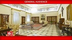 June 03 2020 General Audience Pope Francis