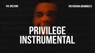 "The Weeknd ""Privilege"" Instrumental Prod. by Dices *FREE DL*"