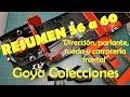 Ford Falcon 1/8 Salvat - Resumen fascículos 56 a 60