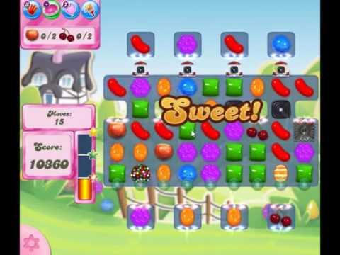 Candy Crush Saga Level 2593 - NO BOOSTERS