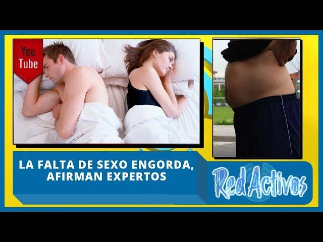 ¿El sexo engorda a las mujeres?