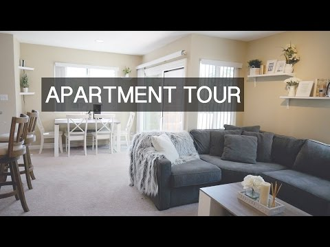 Our Apartment Tour (2018)