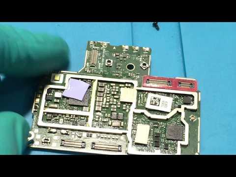 Sony G3112 нет подсветки дисплея. Не работает сенсорный экран.