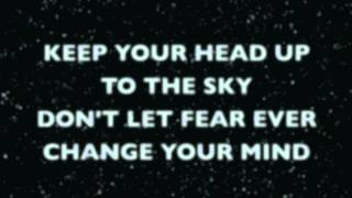 LIV -KEEP YOUR HEAD UP (LYRIC VIDEO)