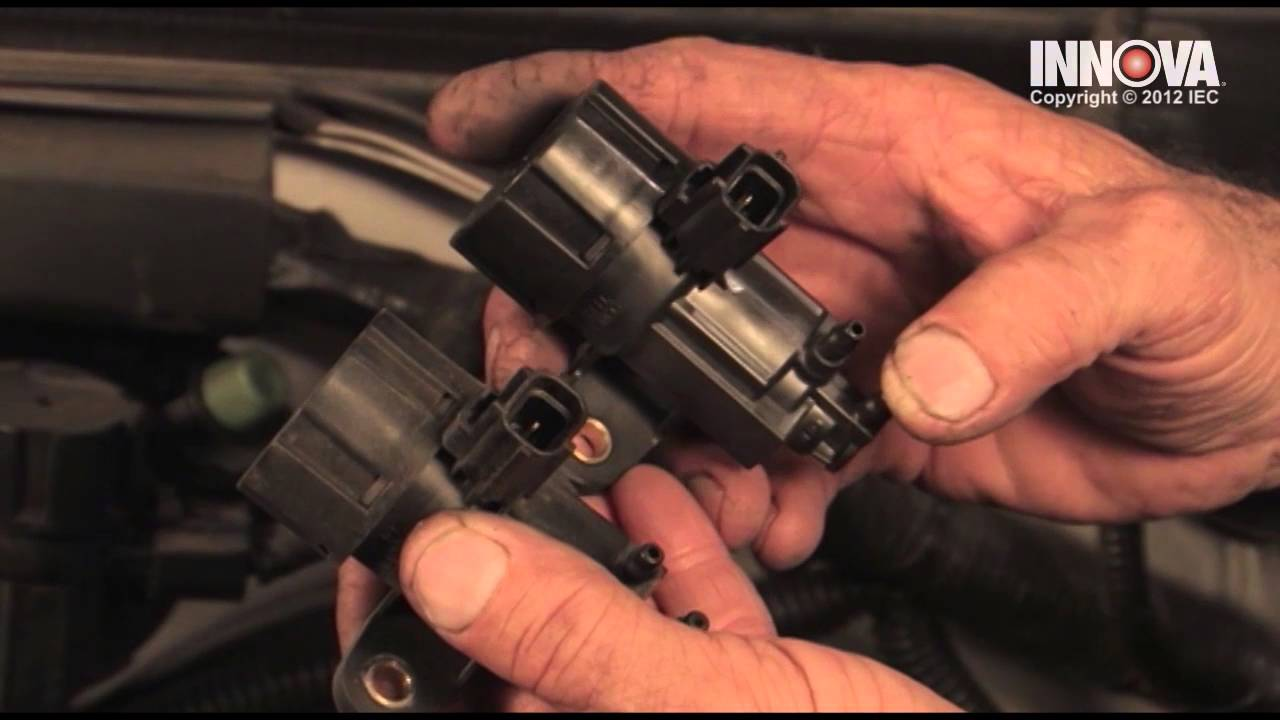 How To Change Egr Vacuum Regulator Solenoid 1999 Lincoln
