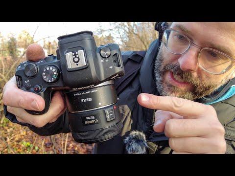 Kein Bock auf Canon zu warten? Meike Adapter EF-EOS R im Test (EF auf RF)