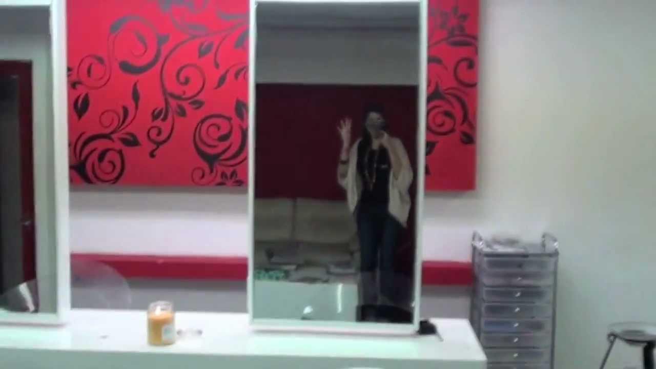 Tour por mi estudio de maquillaje samanta youtube - Estudio de maquillaje ...