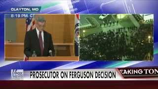 Missouri : Grand jury in Ferguson does not indict Officer Darren Wilson (Nov 24, 2014)