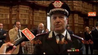 I carabinieri ritrovano la lettera di Cristoforo Colombo sulla scoperta dell'America