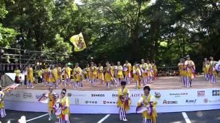 """2012年8月25日 原宿表参道元氣祭2012 Team """"SUMMER JIPPER"""" SUPER YOSAK..."""