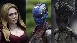 [東京コミコン2018]S.H.Figuarts Avengers:InfinityWar Series / アベンジャーズインフィニティウォーシリーズ display