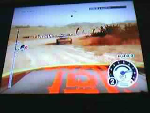 Dirt 2 - Morocco run - 3:11:33 REALLY sloppy