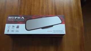 Комплектация регистратора SUPRA SCR 537M