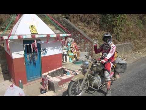 Nepal Spring Ride 2014 - Royal Enfield Bullet 500 Trip