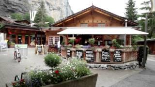 Camping Jungfrau, Lauterbrunnen, Campings Zwitserland