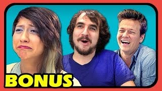 YOUTUBERS REACT TO KIWI (EXTRAS #31)