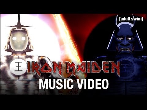Iron Maiden | Stratego (Official Music Video) | adult swim