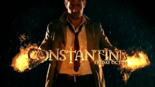 Новый трейлер и новый постер сериала Константин (сериал 2014 – ...) Constantine