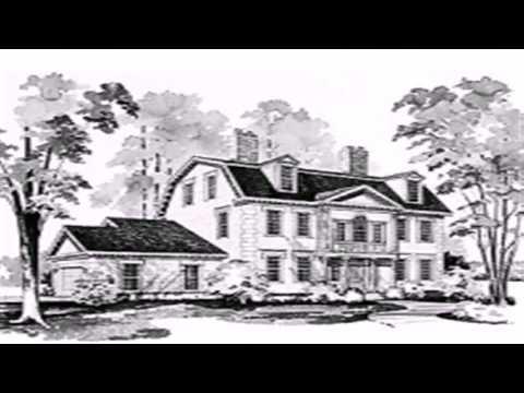 Floor Plans Historic Homes