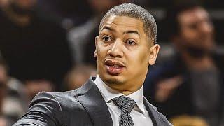 Cleveland Cavaliers Fire Head Coach Tyronn Lue For insubordination!!!