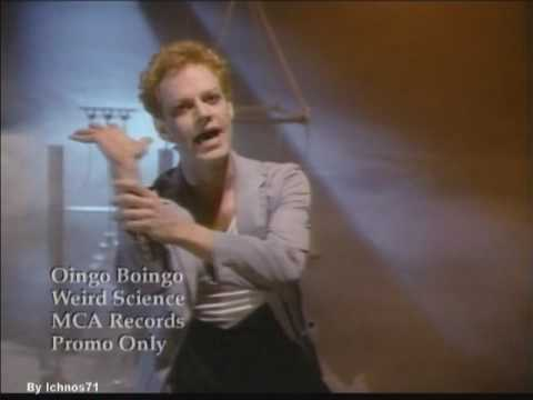 Клип Oingo Boingo - Weird Science