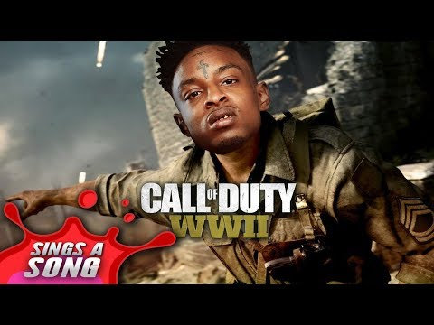 8 Kills - 21 Savage (COD WW2 Song TBT)
