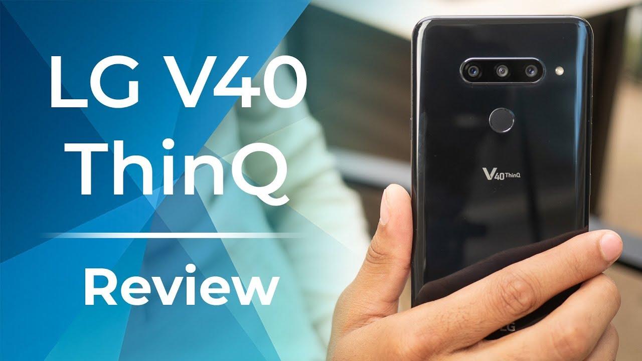 LG V40 ThinQ specs - PhoneArena