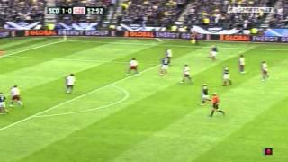 Scotland 2-2 Czech Republic