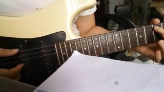 Tôi có một nỗi buồn thật đẹp guitar