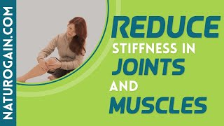 Herbal Muscle Relaxant Oil to Reduce Stiffness in Joints and Muscles