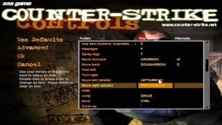 [Half Life 1.1] Hướng Dẫn Chỉnh Nút Trong Half Life 1.1 chuẩn nhất