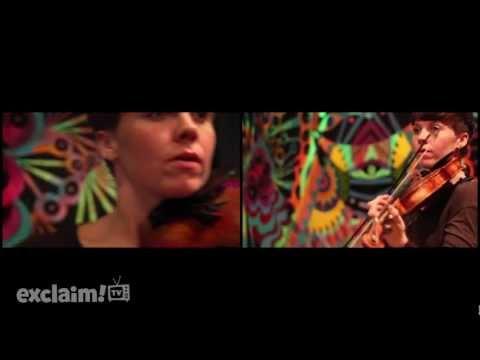Sarah Neufeld - Untitled (LIVE on Exclaim! TV)